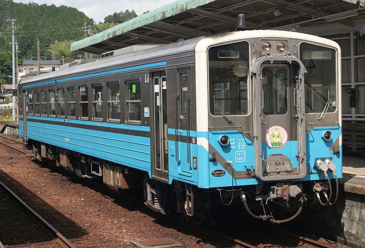 JRS kiha54-4 - 国鉄キハ54形気...