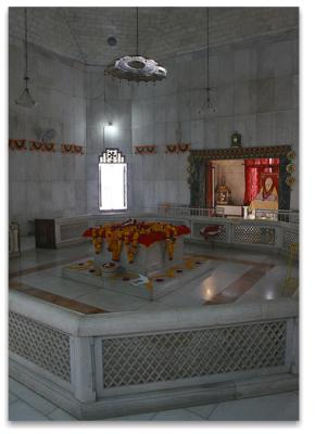 Samadhi Shrine Of Anandamayi Ma Kitchen Island Home