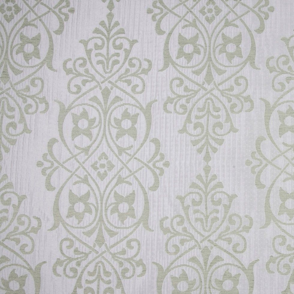 Brocade Home Decor mint floral brocade  home fabrics  pink room drapery | home