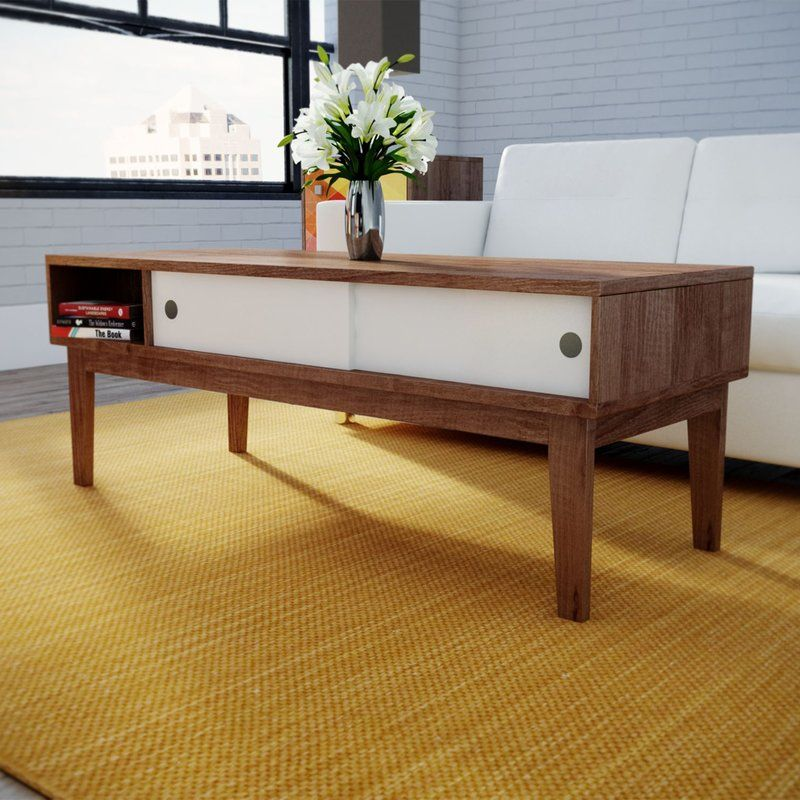 Pleasant Lincolnwood Soft Modern Coffee Table Home Rustic Living Home Interior And Landscaping Mentranervesignezvosmurscom