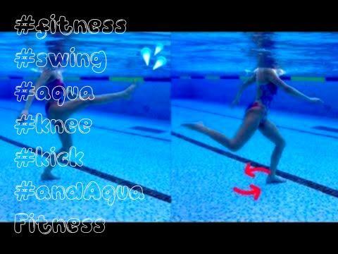 #fitness #swing #aqua #knee #kick #andAqua Fitness - Knee and kick swingAqua Fitness - Knee and kick...