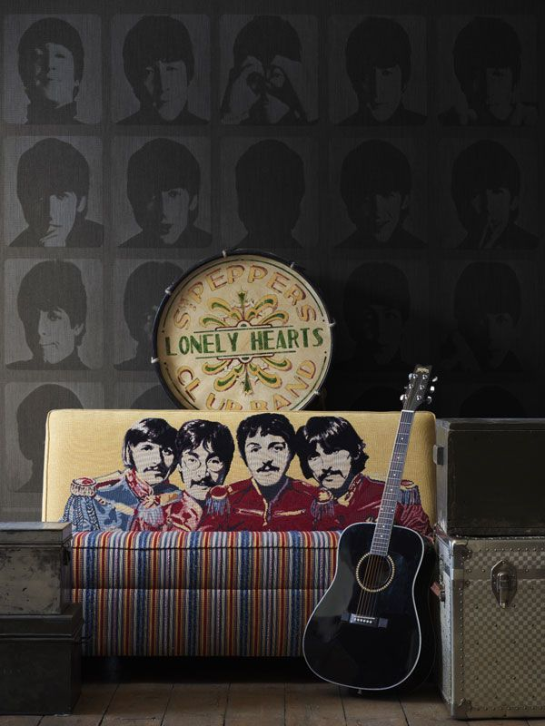 Beatles decor