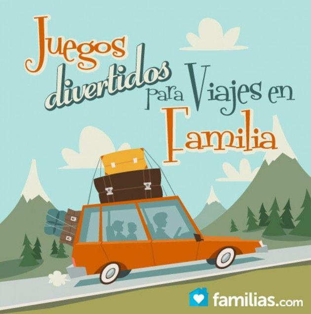 ¿Estás por irte de vacaciones con tus niños? Conoce algunas divertidas ideas para entretener a los niños y tener un viaje estupendo. ¡No te las pierdas!