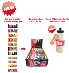 natural energy gels for running
