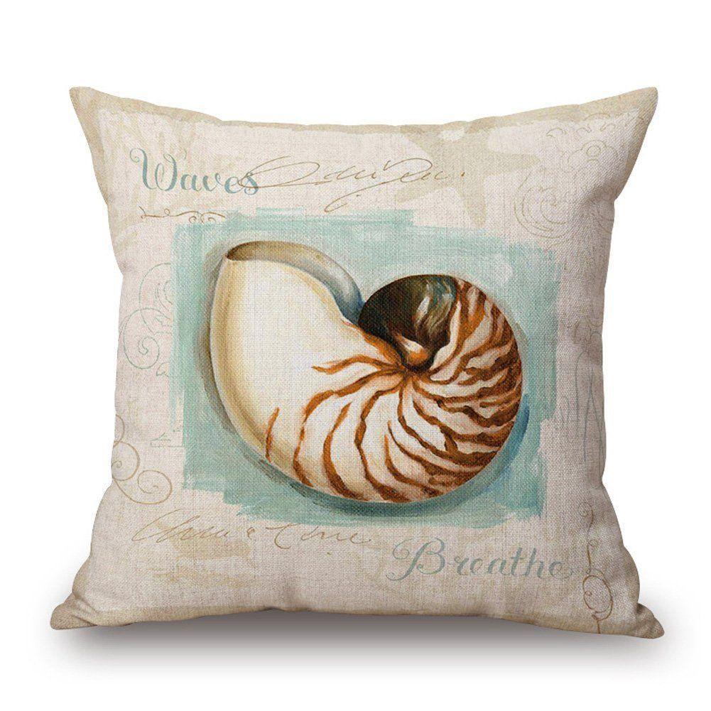 Best Beach Throw Pillows Discover The Best Coastal Throw Pillows