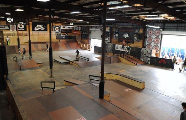 25 Best Skateparks in America7  Skatepark of Tampa (S P O T