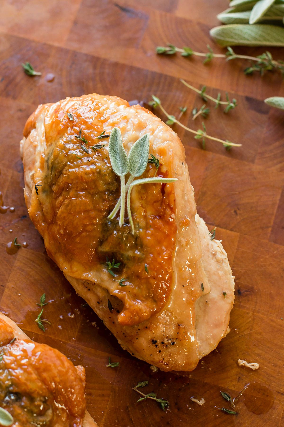 images Herb-Scented Roast Turkey