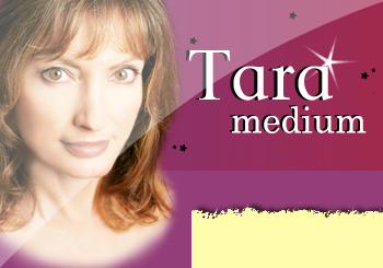 Request a free reading from Tara, the medium!