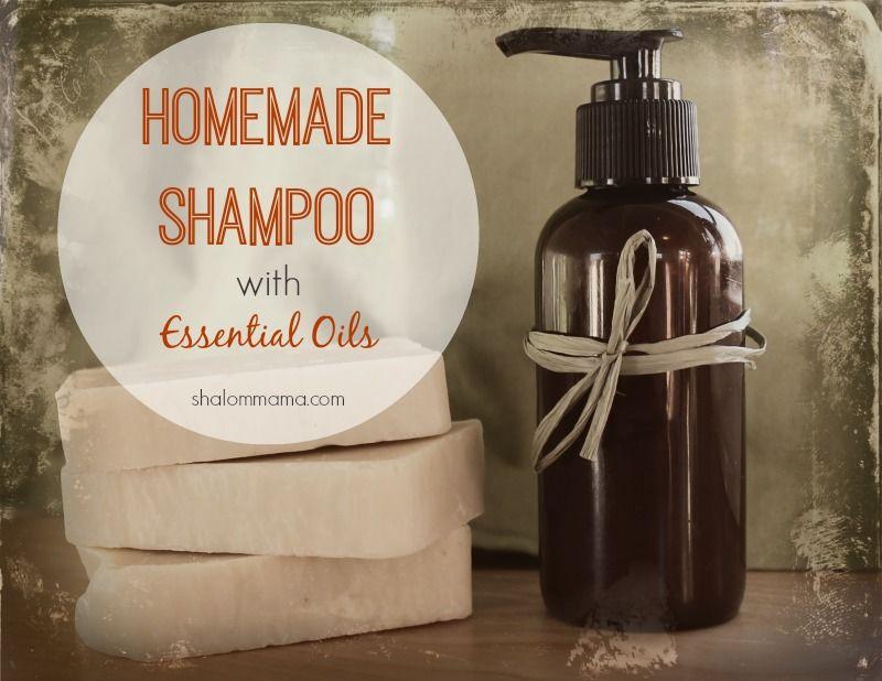 homemade shampoo with essential oils kosmetik seifen. Black Bedroom Furniture Sets. Home Design Ideas