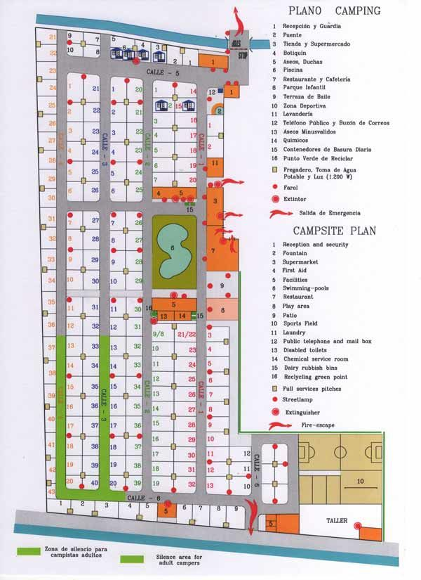 Mobile Home Park Layout Mobile Home Parks Mobile Home Park