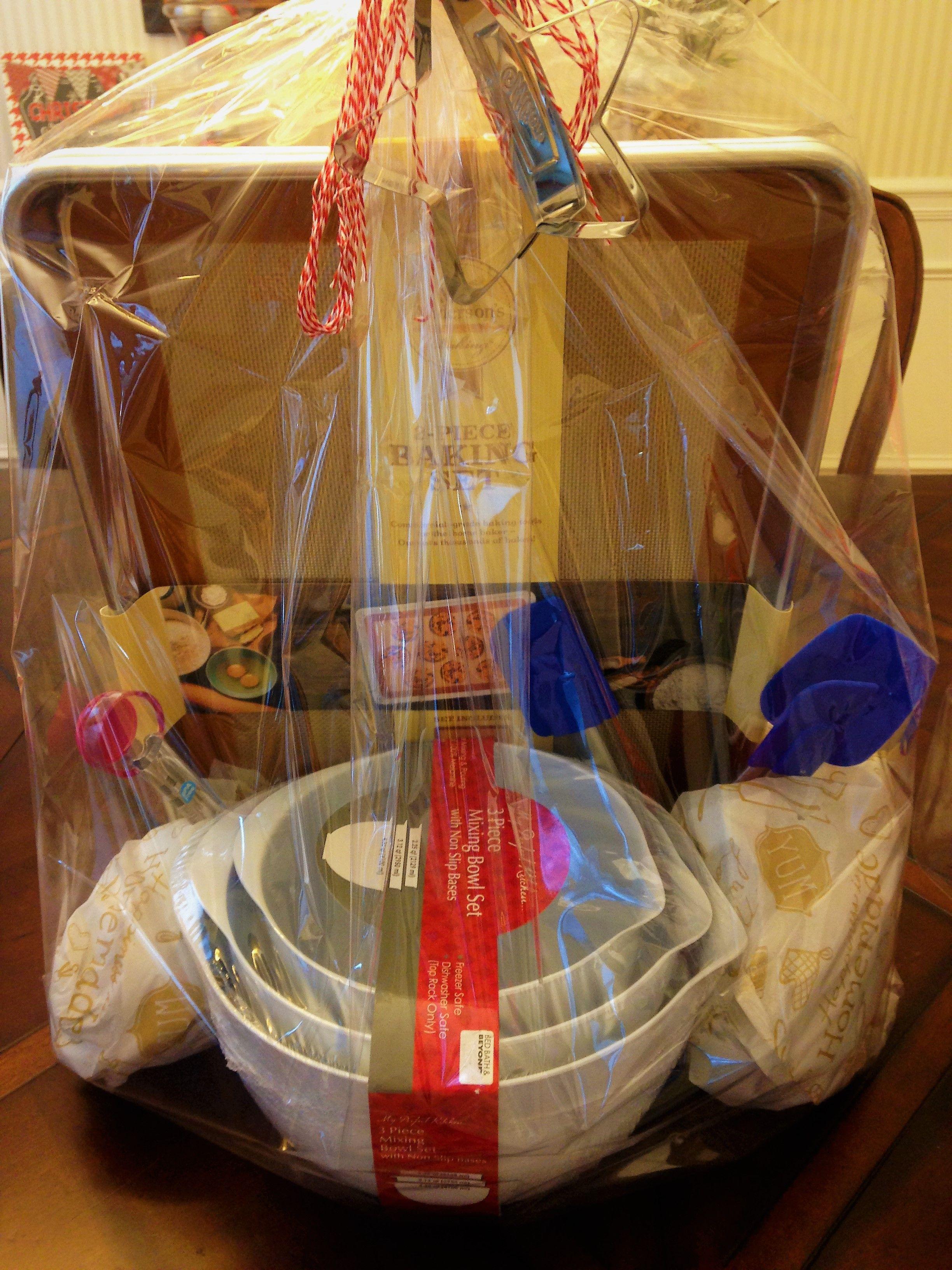 Baking gift basket baking gift basket baking gifts