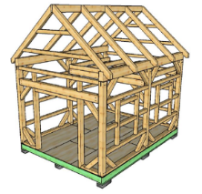 Plans Connecticut Post Beam Shed Building Plans Pergola Plans Design Shed Homes