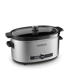 WANT. Http://www.shopkitchenaid.com /countertop Appliances 1/slow Cookers 3/ [KSC6223SS] 401447/KSC6223SS/