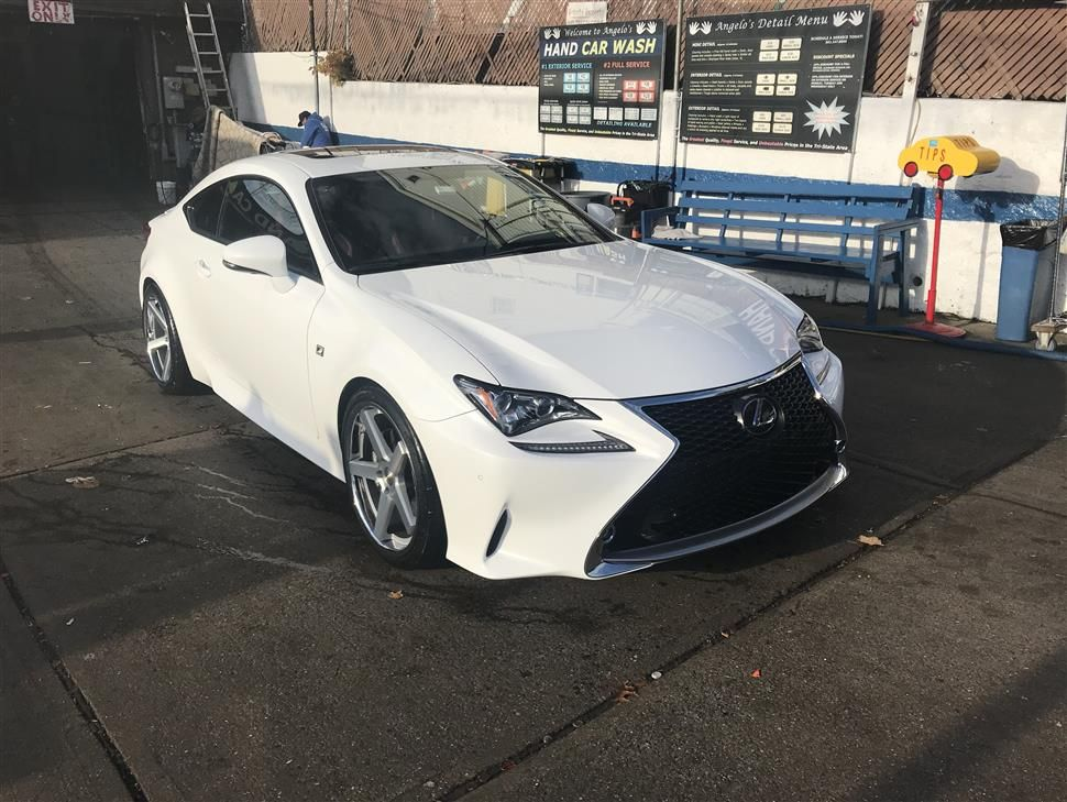 2016 Lexus RC 350 F Sport lease in Woodland Park, NJ