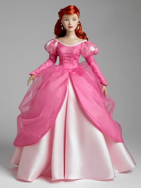 1000  images about Ariel pink dress on Pinterest  Disney Pink ...
