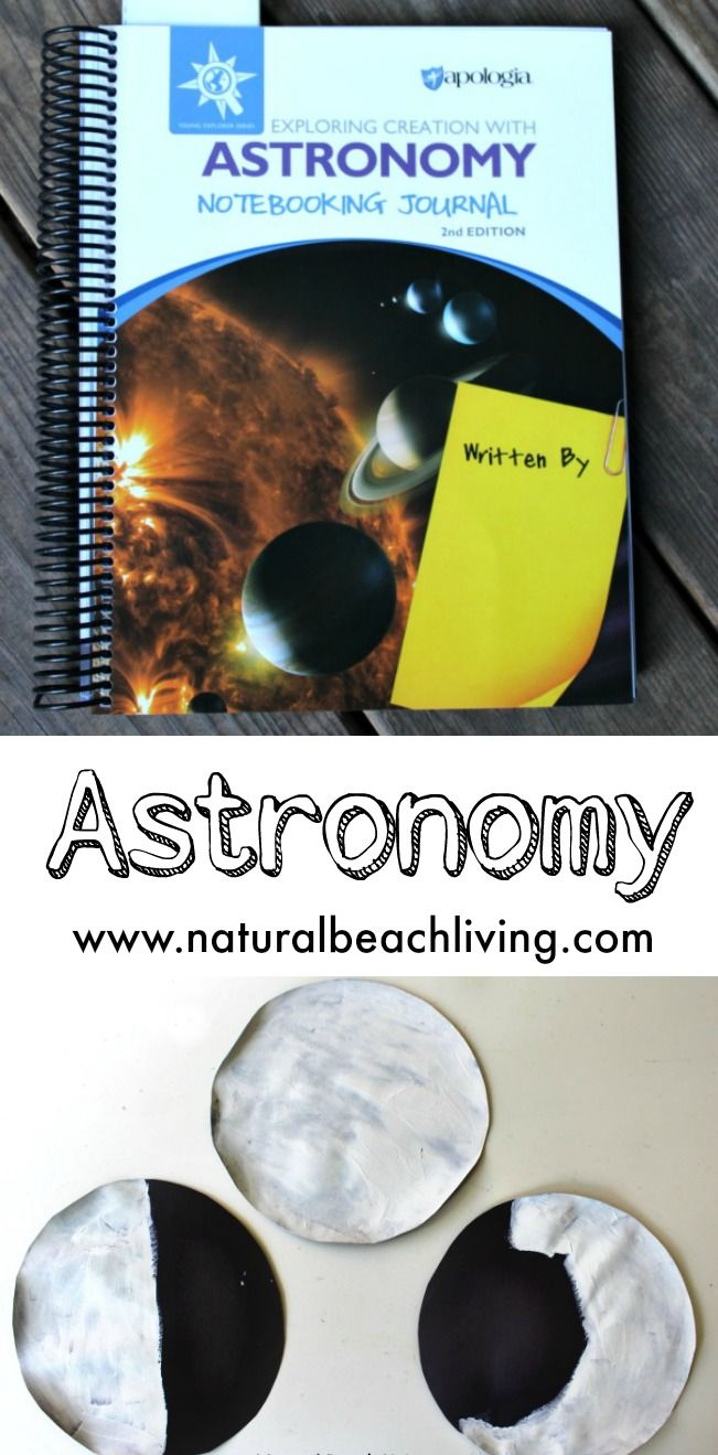 The Best Science Homeschool Curriculum for Kids - Astronomy