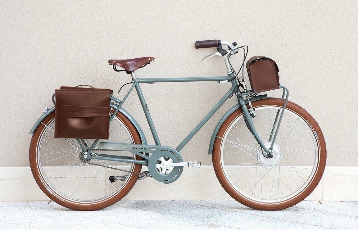 Bicicletta Elettrica Pedalata Assistita Velorapida Country Uomo