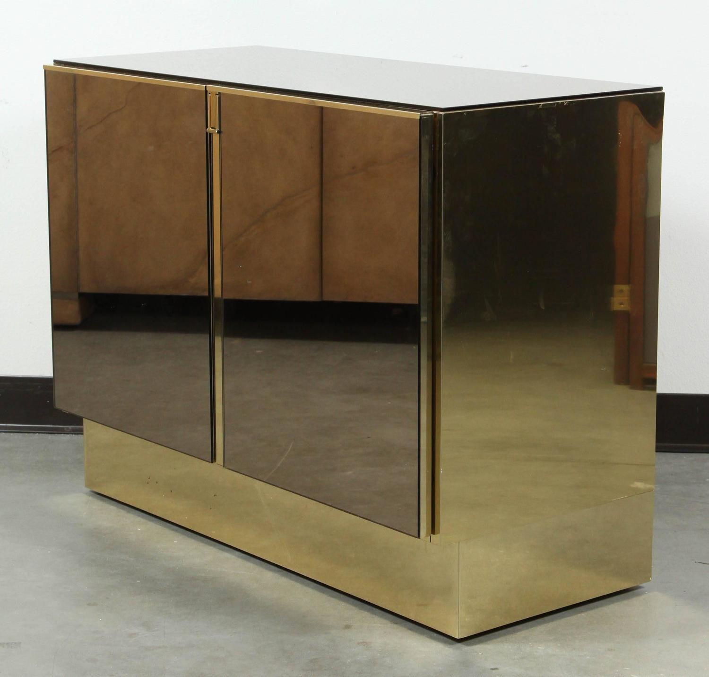Chic Bronze Mirrored Cabinet By Ello 8 Mirror Cabinets Bronze