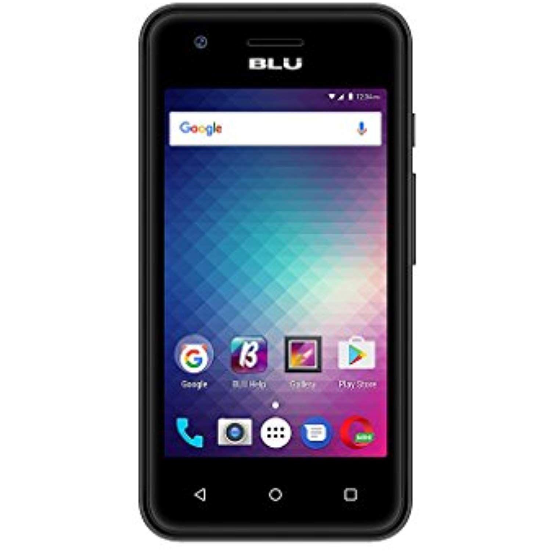 "BLU Dash L3 4"" Cell Phone GSM 4GB Unlocked Dual SIM"