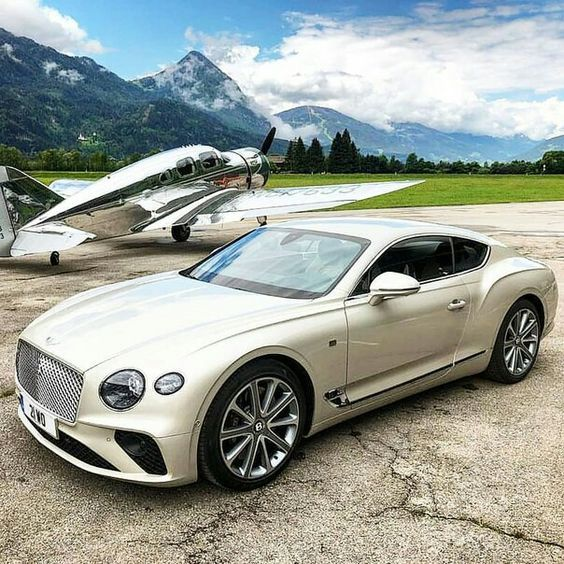 Discover The 2018 Bentley Continental GT #exoticcars