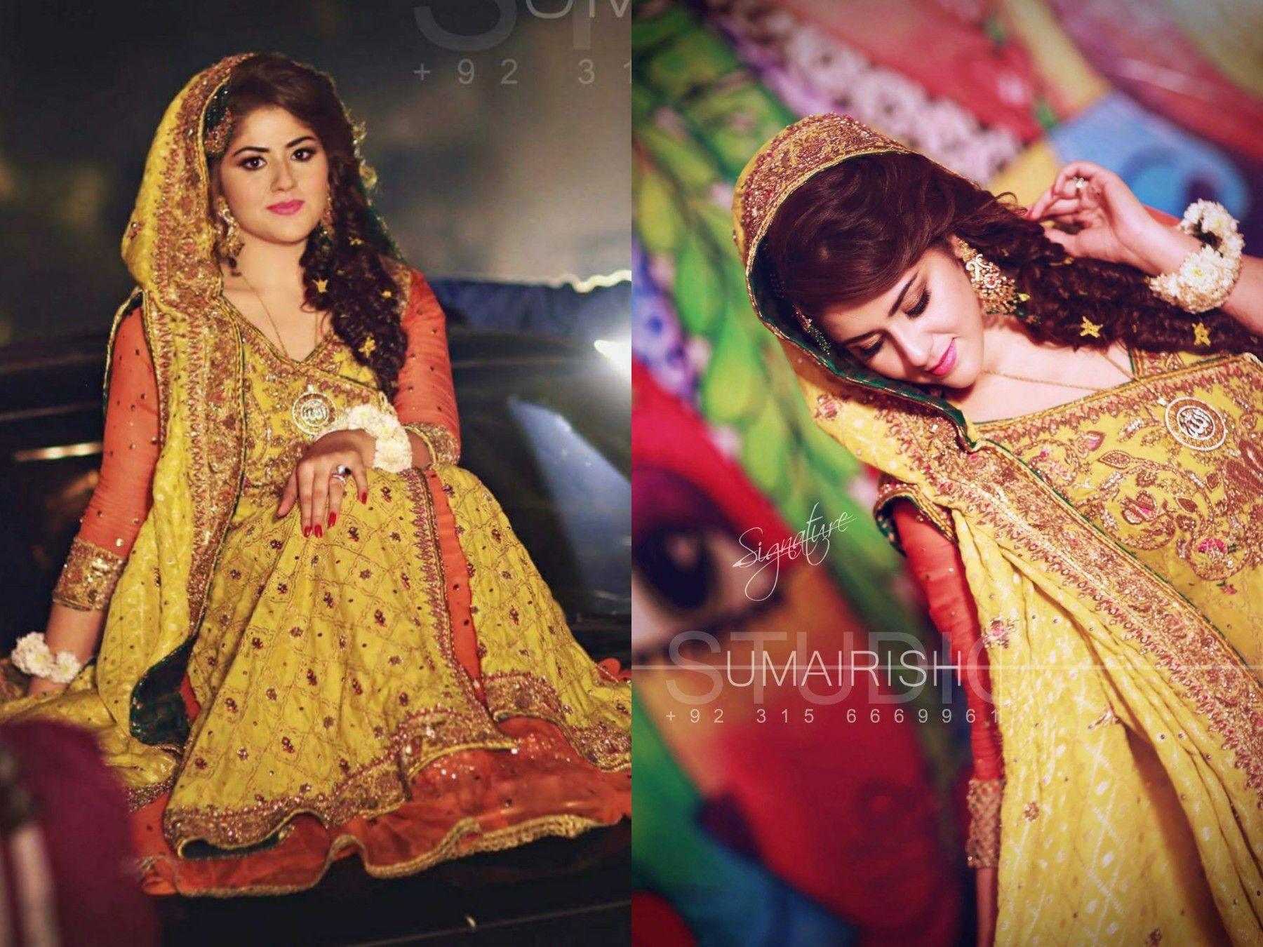 Mehndi For N Brides : Photography by umairish studio pretty mayoo'n bride wedding