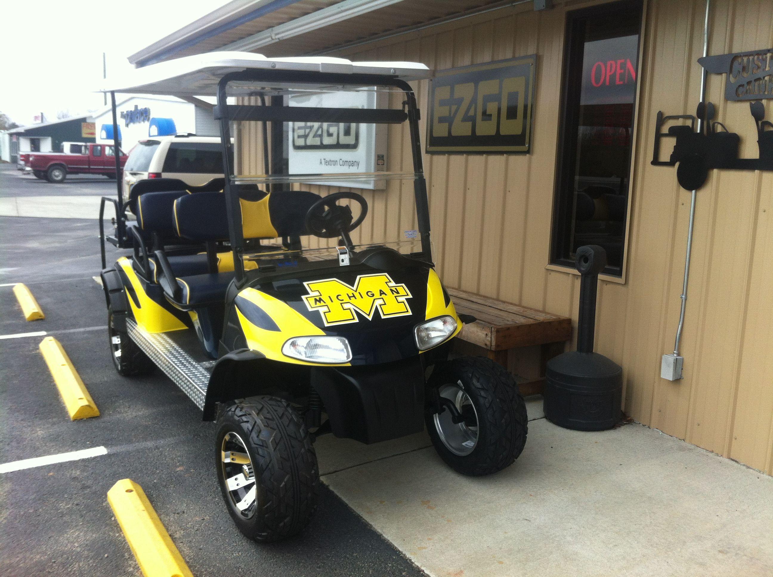 12+ Buy used golf carts michigan ideas