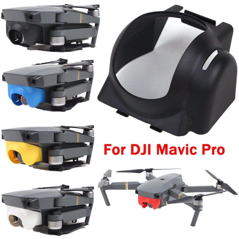Caméra Protecteur Cover Anti-Éblouissement Sun Shade pour DJI Mavic Air Drone