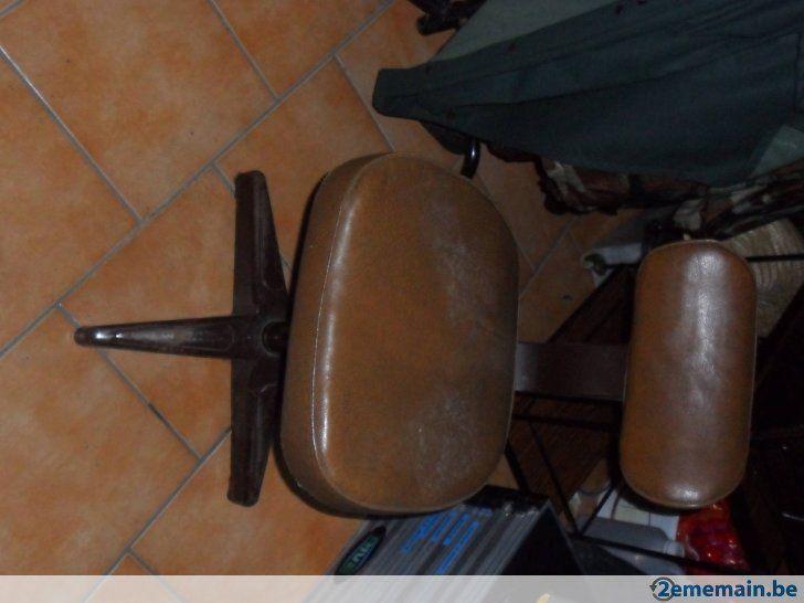 Chaise De Bureaux Ancienne A Vendre