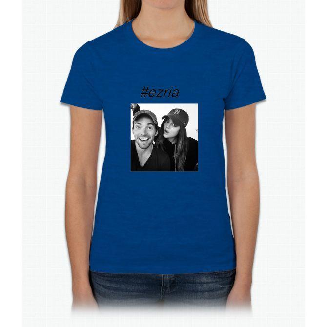#ezria Womens T-Shirt