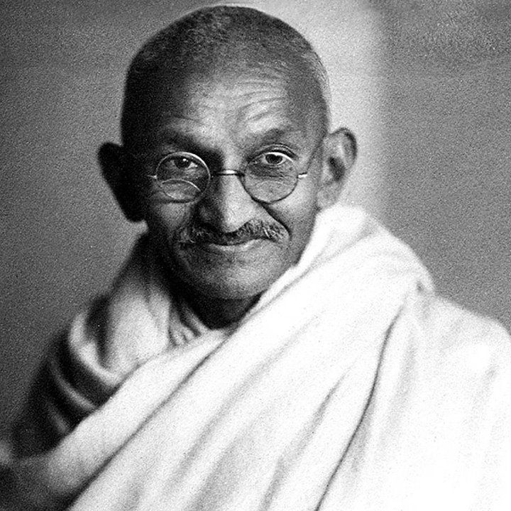 Mahatma Gandhi There is more to life than increasing its