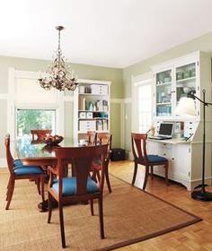 Dual Purpose Dining Room Design Ideas Dining Room Makeover
