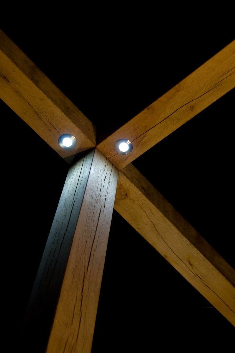 8 Outdoor Lighting Ideas That Will Not Spend A Lot Pergola Lighting Recessed Lighting Patio Lighting