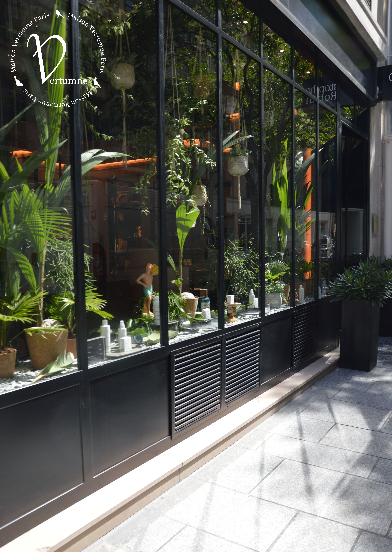 Vitrine Plantes Suspensions Macrame Plantemacrame Designfloral Decoplante Decors Maisonvertumne P Avec Images Decoration Plante Deco Plantes Deco Salon