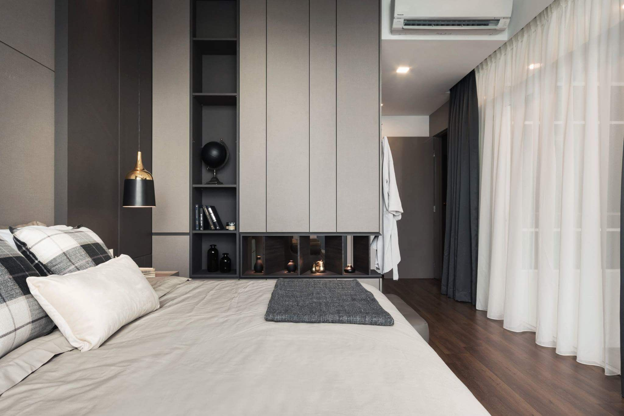 Interior Designed Bedrooms Delectable Pinvince Chung On Minimal Home  Pinterest  Bedrooms Bed Inspiration Design