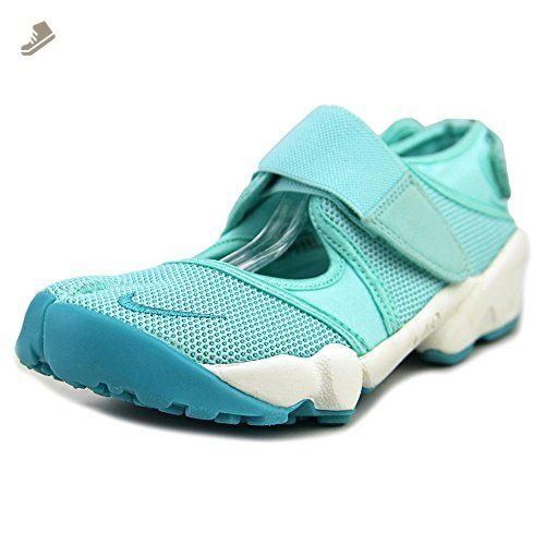 Nike Womens Air Rift Teal Mesh Trainers 6 US - Nike sneakers for women (*