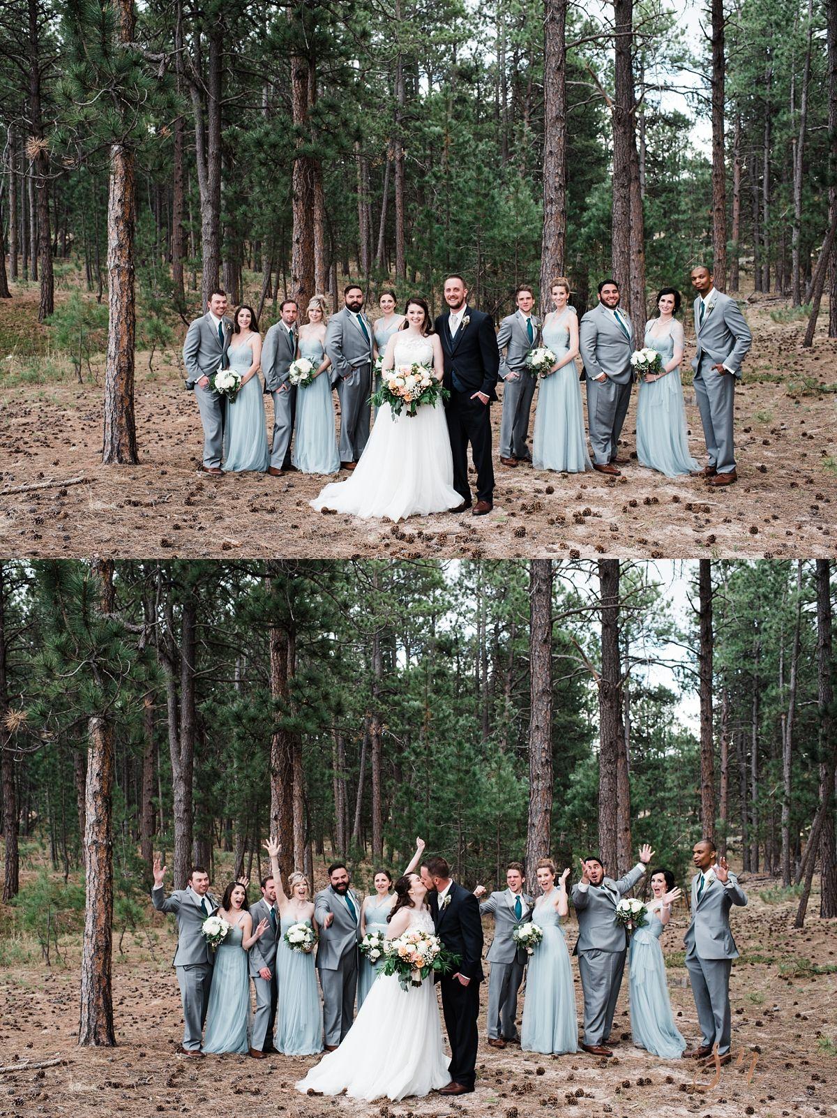 Wedgewood Weddings | Black Forest | Colorado Wedding Venue ...