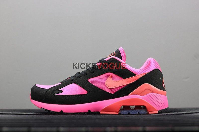 1f475729bcdc COMME des Garcons x Nike Air Max 180 CDG Black AO4641-601