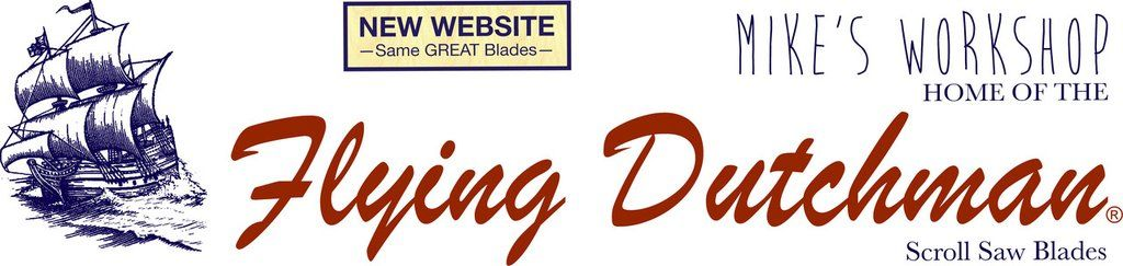Flying Dutchman Scroll Saw Blades Are Made From High Quality Steel All Our Blades Are 5 Inches Long And Pinless Scroll Saw Blades Scroll Saw Flying Dutchman