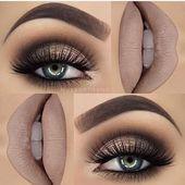 Prepárese para una noche glamorosa con estas 15 ideas de maquillaje Smokey Eye