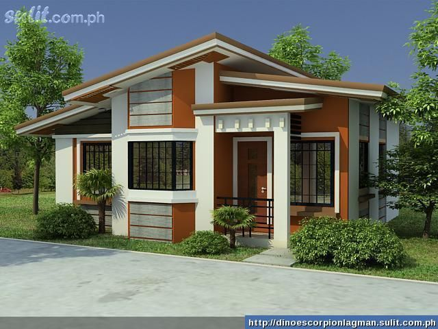 House Designs | We Construct A Model House Design In Your Own Lot - Offered ...