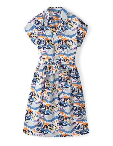 4c87c9397481 Seatown Shirt Dress WH780 Day Dresses at Boden