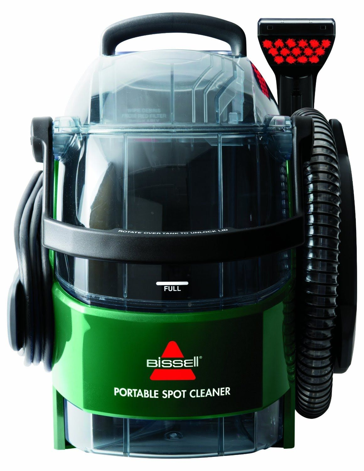 BISSELL DeepClean Lift Off Full Sized Carpet Cleaner, 66E1