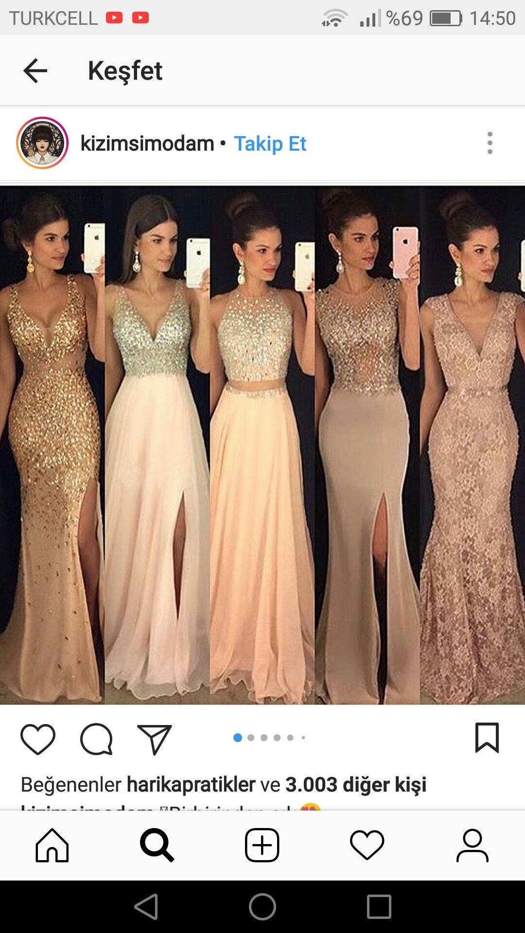 Vestidos En 2019 Vestidos Dorados Largos Vestidos