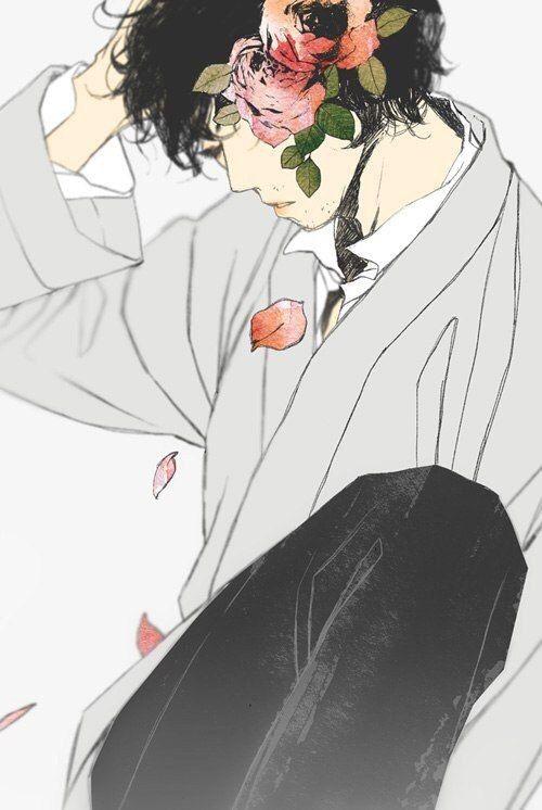Resultado de imagen para anime boy pink aesthetic