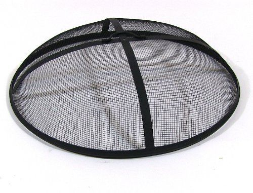 Fire Pit Spark Screen Fireplace Cover Protector Lid Top 19 22 24 25 30 31 Fire Pit Spark Screen Fire Pit Screen Metal Fire Pit