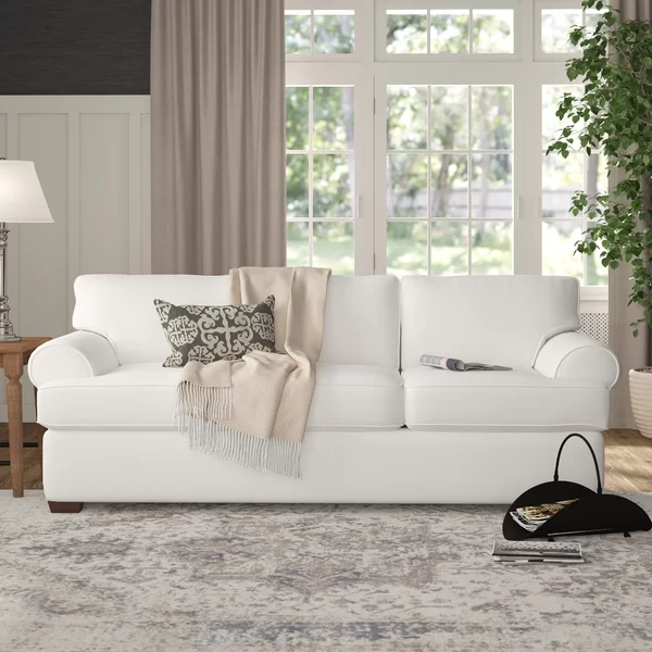89 Rolled Arm Sofa Bed In 2020 Sofa Bed Mattress Sofa Bed Sofa