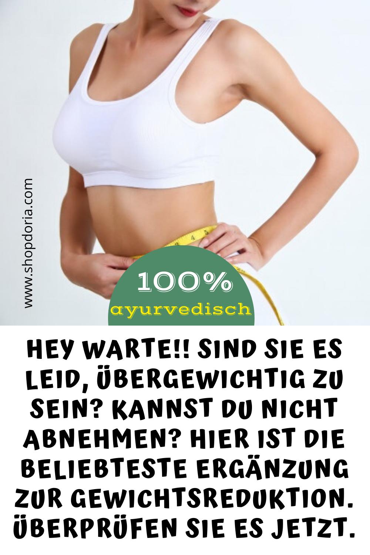 Gewichtsverlust Pillen