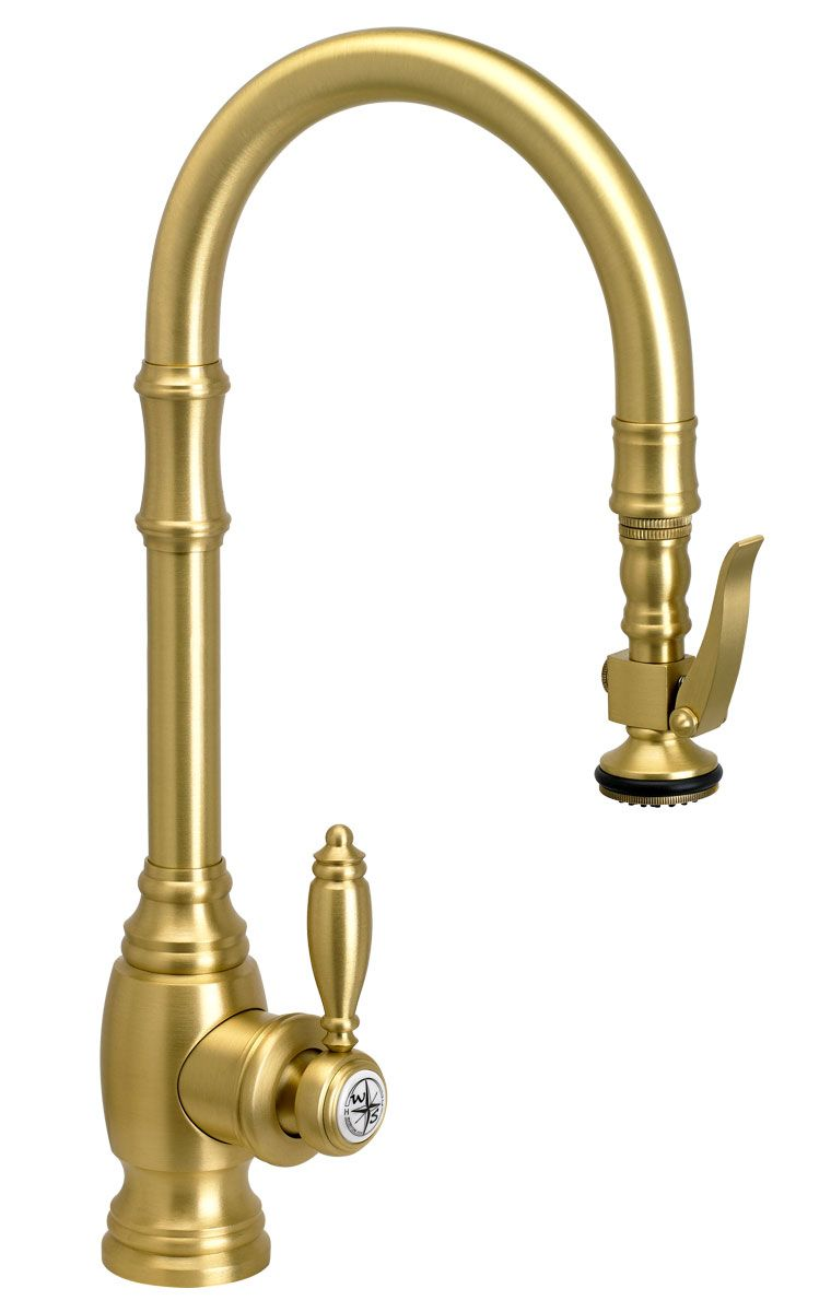 Waterstone TRADITIONAL STANDARD REACH PLP PULLDOWN FAUCET ...