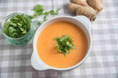Karotten Kokos Suppe