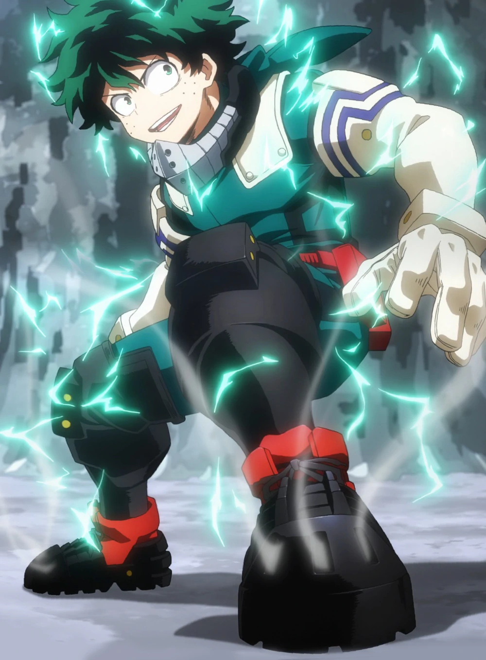 Izuku Midoriya My Hero Academia Wiki Fandom Powered By Wikia My Hero Hero Wallpaper Deku Boku No Hero